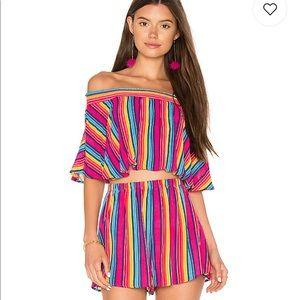 Show me your mumu striped set M